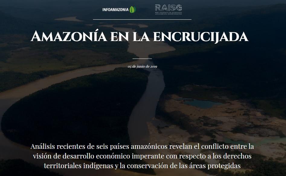 Amazonia en la encrucijada